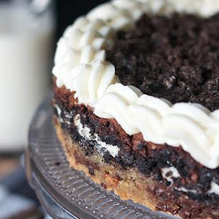 Brownie Cookie Cake Recipes