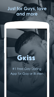 GKiss: Gay Dating & Chat for pc