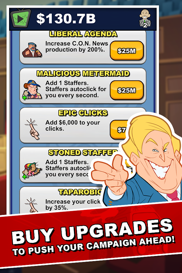 Pocket Politics Screenshot 3