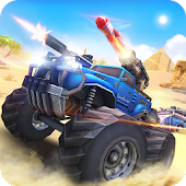 Overload: Multiplayer Battle Car Shooting Game APK for Windows