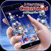 Free Merry Christmas 2016 Theme APK for Windows 8