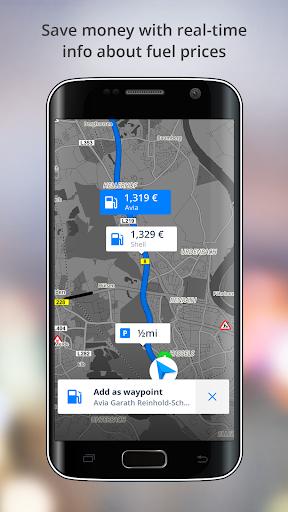GPS Navigation - Drive with Voice, Maps & Traffic screenshot 4