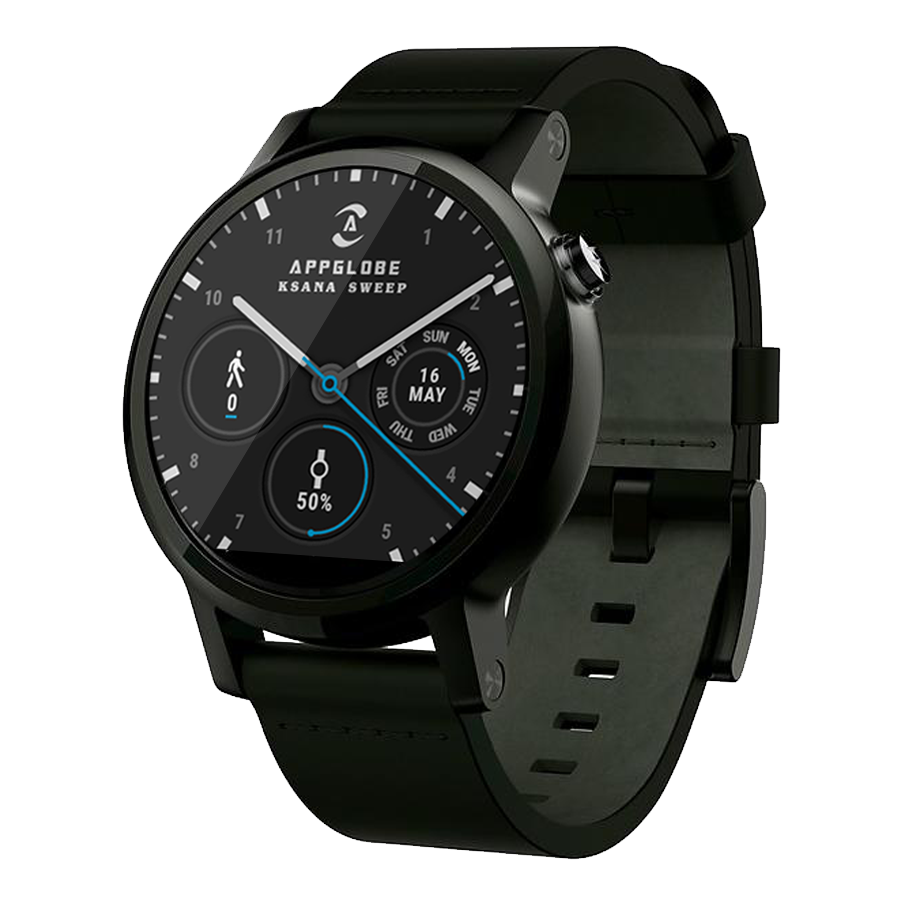 ? Ksana Sweep Watch Face for Android Wear Screenshot