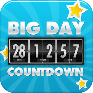 Big Day of Our Lives Countdown For PC / Windows 7/8/10 / Mac – Free Download