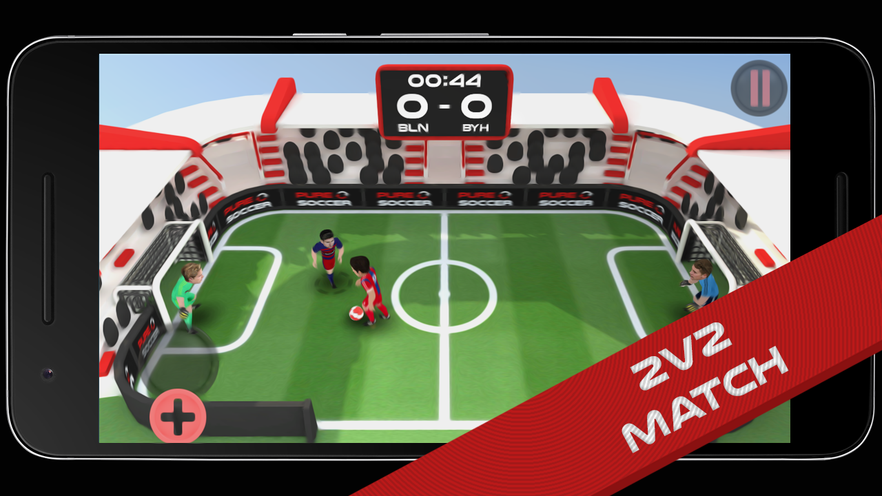 Pure Soccer Screenshot 5