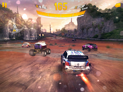 Asphalt Xtreme: Offroad Racing APK screenshot thumbnail 6