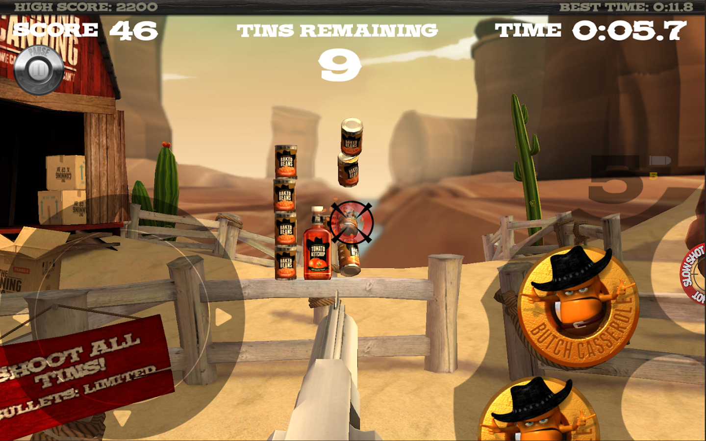 Far Tin Bandits Screenshot 8