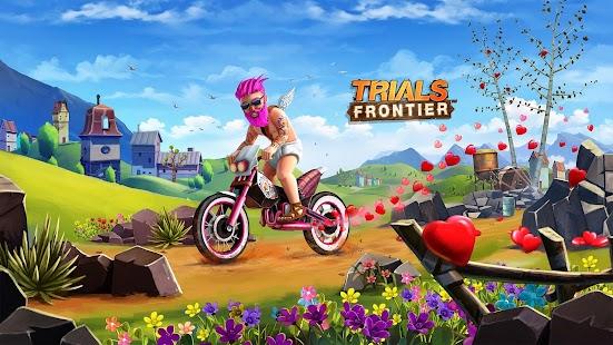 Trials Frontier (Mod Money)