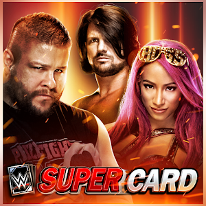 WWE SuperCard – Multiplayer Card Battle Game For PC (Windows & MAC)