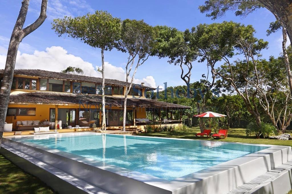 Casa residencial à venda, Praia de Itapororoca, Trancoso.