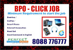 BPO Click Jobs | Call Reviving Job | Home Based BPO Job