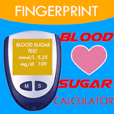 Blood Sugar Calculator PRANK