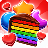 Game Cookie Jam version 2015 APK