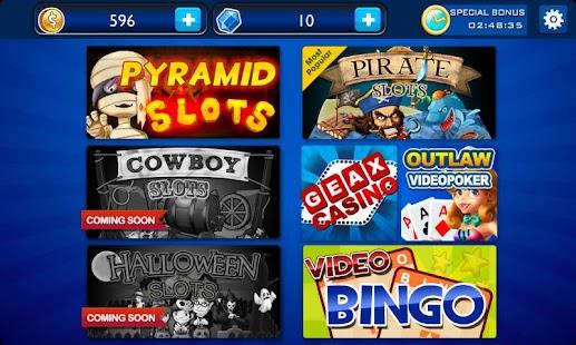 GeaxCasino™ - Bingo,Slots,VP for pc