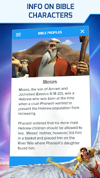 Superbook Bible, Video & Games APK screenshot thumbnail 5