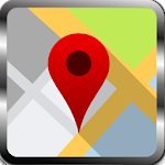 GPS Navigation Maps Traffic Travel Route Finder Icon