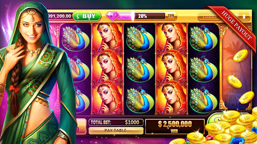 Slot machines - Game of Slots - screenshot