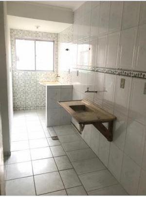 Apartamento com 2 dormitórios à venda, 56 m² por R$ 65.000 - Estância Balneária Tupy - Itanhaém/SP