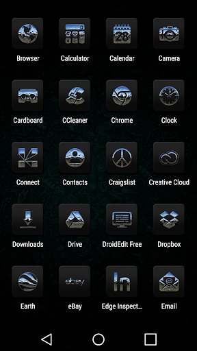 Raid - Icon Pack - screenshot