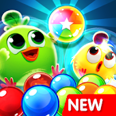 Bubble Wings: Bubble Shooter Games icon