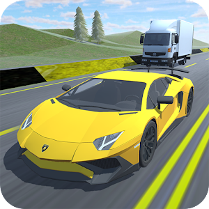 Racing the Car For PC / Windows 7/8/10 / Mac – Free Download