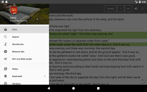 Bible Offline screenshot 17
