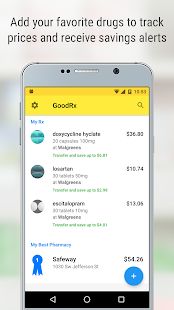 Free GoodRx Drug Prices and Coupons APK for Windows 8