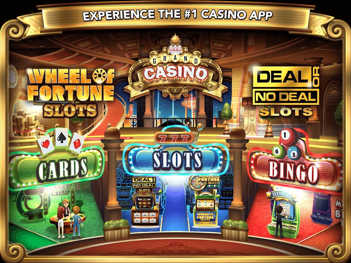 GSN Grand Casino - FREE Slots Screenshot 12