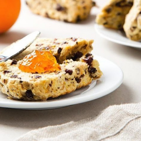 Vegan Irish Soda Bread Scones