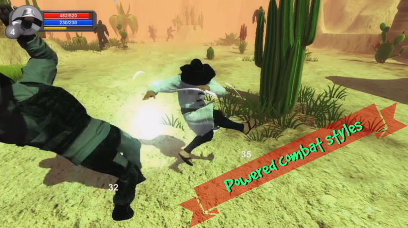 Skill Fighters - 3D Action RPG Screenshot 3