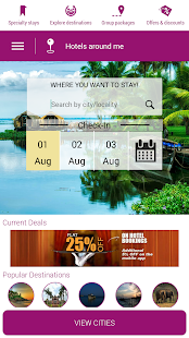 VowStay - Kerala Hotel Booking - screenshot