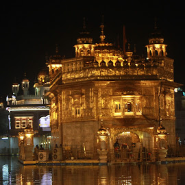 The Golden Temple by Shrinivas Rodd - Buildings & Architecture Places of Worship ( goldentemple )