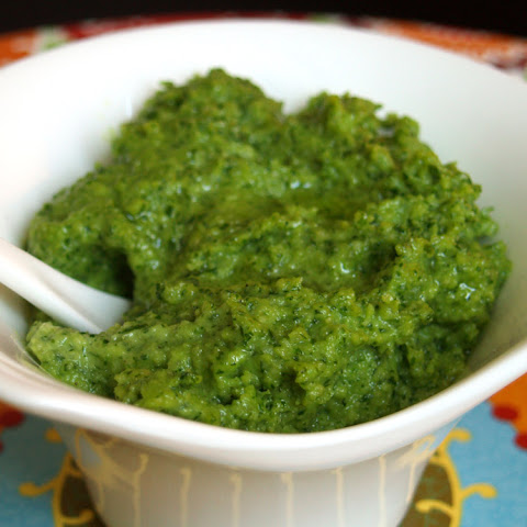 Italian Parsley Pesto Sauce
