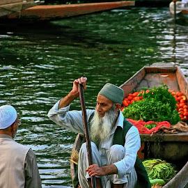 Hope Floats by Rajiv Bhardwaj - People Street & Candids