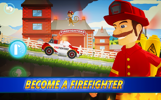 Emergency Car Racing Hero - screenshot