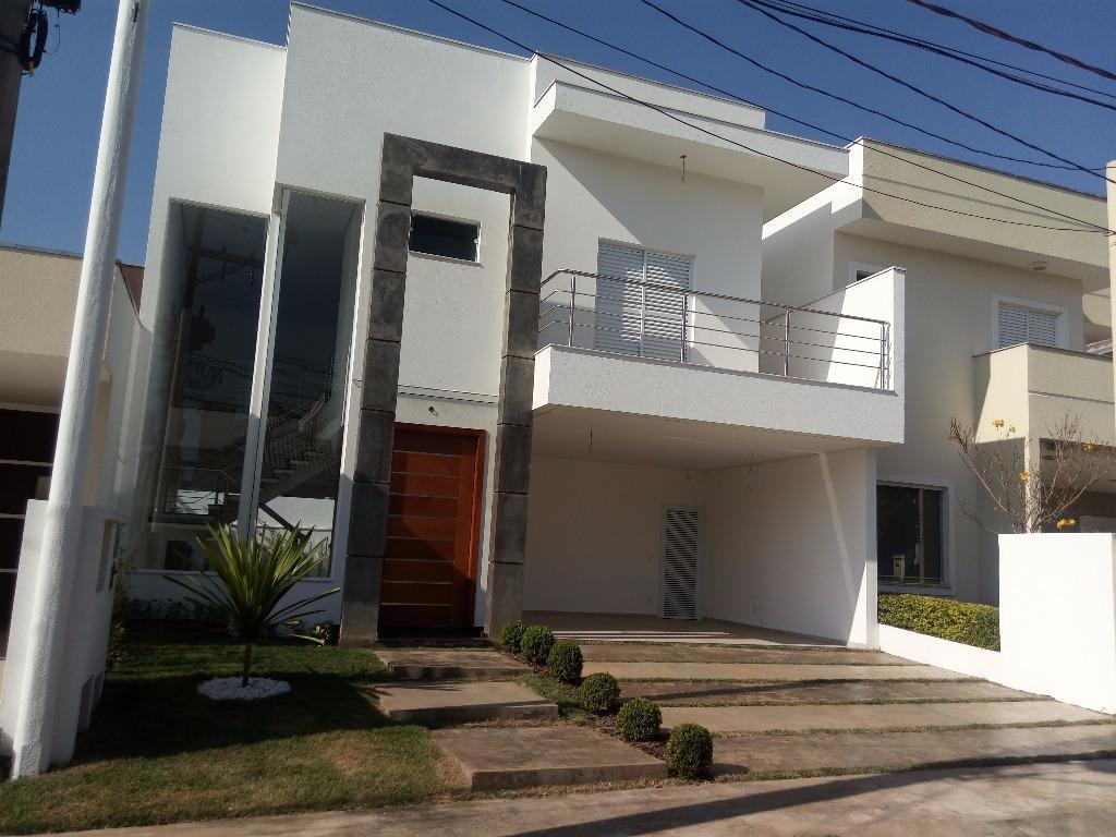Sorocaba - Casa 243m² 03 Suítes 04 Vagas Piscina no Condomínio IBITI ROYAL PARK para Venda.