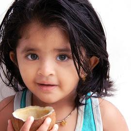 Surprise..... by Ketan Deore - Babies & Children Child Portraits