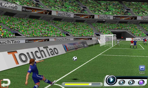 World Soccer League - screenshot
