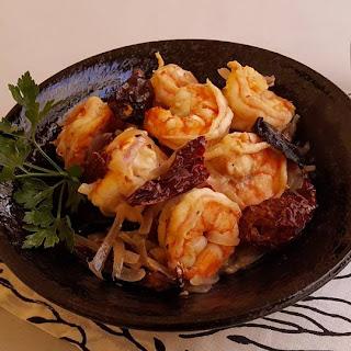 Fried Prawn Onion Recipes