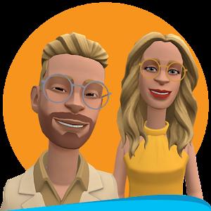 Ar Emoji 3D Emoji Avatar  Fun your Chat Online PC (Windows / MAC)