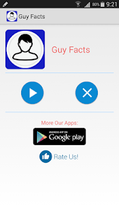 Guy Facts - screenshot