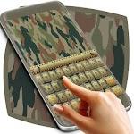Army Keyboard Theme Icon