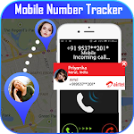 Mobile Number Locaiton Tracker Icon