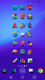 Proton - Icon Pack- screenshot thumbnail