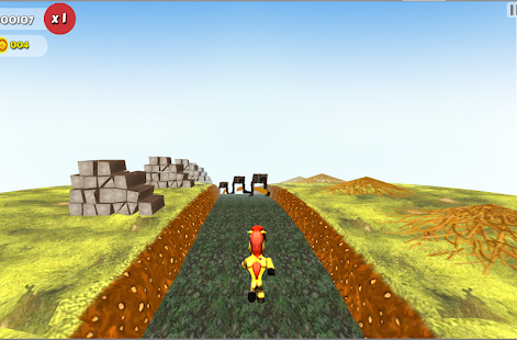 Horse Farm Run - screenshot