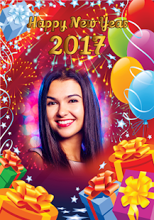 Happy New Year 2017 Frames- screenshot thumbnail