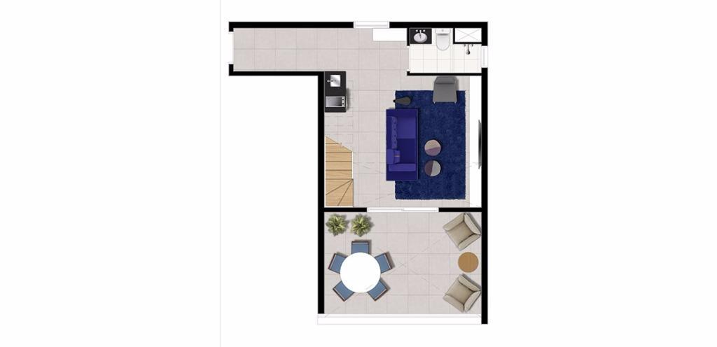 Duplex 2 - Inferior