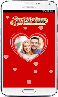 Love Calculator - screenshot