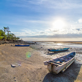 SUNNY DAY 3 by Ridwan Lay - Landscapes Beaches