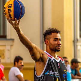 Streetball Challenge 8 by Ovidiu Sova - Sports & Fitness Basketball ( basketball, streetball, action, play, sport, game )